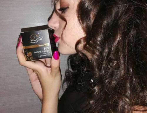 Martina Brescia, Miss Pordenone sceglie la linea Lumaca De Oro