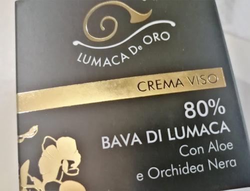 Review Lumaca De Oro e maschera viso alla camomilla